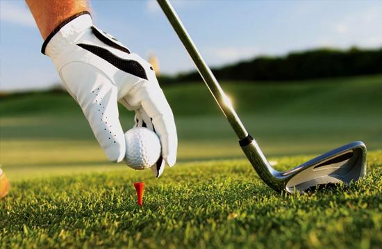 Golfing In Nepal
