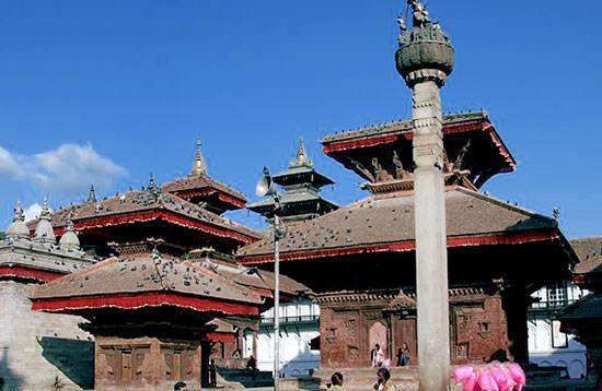 Kathmandu, Nagarkot & Dhulikhel
